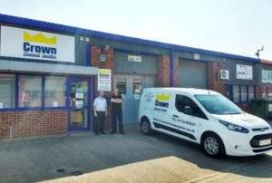 Crown Electrical Supplies Ltd