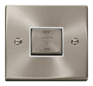 CLICK VPSC520WH FAN ISOLATOR