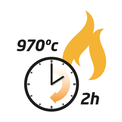2 HOUR FIRE RATED