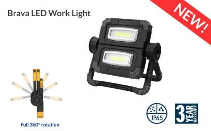 Brava led work light
